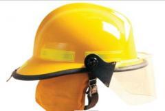 Composite Fire Helmet