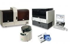 Laboratory Analysis Data Printing System