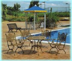 Roma Set of Outdoor Furniture