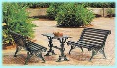 Happy Set of Garden Furniture