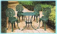 Fern Leaf Outdoor Furniture