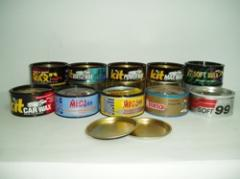 Car Care  Products Cans