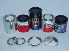 Household & Car Care Products Cans