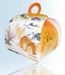 Exclusive Security Printing Paper Packaging