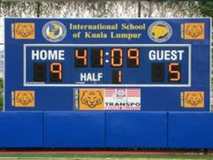 Scoreboards & Timing Systems