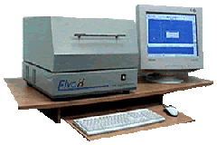 Elvax industrial x-ray fluorescence spectrometer