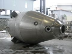 12000L Vertical Cocoa Mixing Tank