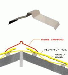 Ridge Capping Type 18
