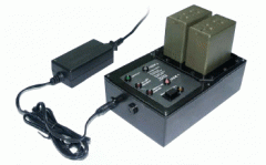 BCH 127 - Workshop Fast Charger for Dual NiCd