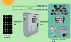 Green Solar Power System for Swiftlet Ranching