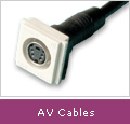 AV Moulded Cables