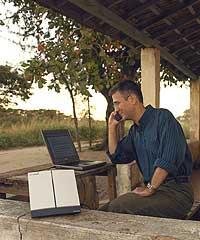 BGAN - Land Mobile Broadband