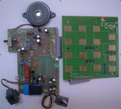 ICM9102M Single Chip Telephone Board Module