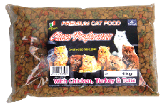 Class Preference Cat food
