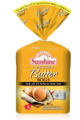Sunshine Butter Rolls