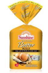 Sunshine Butter Rolls