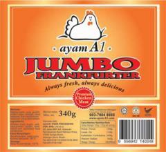 Jumbo Chicken Frankfurter