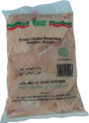 Ayamkuat Maju 1kg Skinless Boneless Chicken Breast