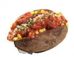 Jacket Potato Meal - Beef Bolognaise