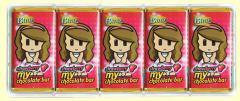 BINO My Chocolate Bar Strawberry Flavour