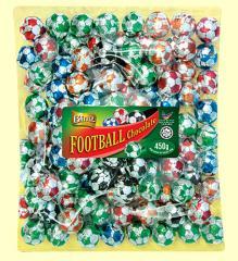 BINO Football Chocolate