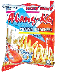 Abangku Prawn Crackers