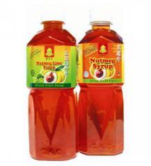 Nutmeg Lime Syrup, 500ml