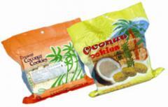 Cream Coconut Cookies, 250g