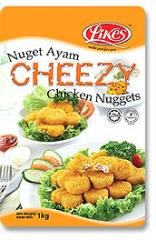 Cheezy Chicken Nuggets