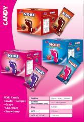 Nori Candy Powder + Lollipop