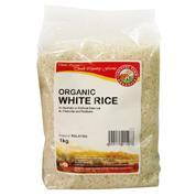 CF Org White Rice-Jasmine - 1kg
