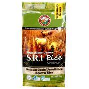 CF Organic Unpolished Medium Grain Brown Rice -