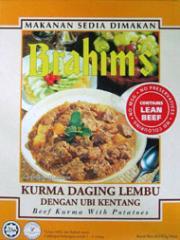 Beef Kurma With Potatoes