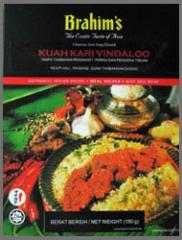 Vindaloo Curry Sauce