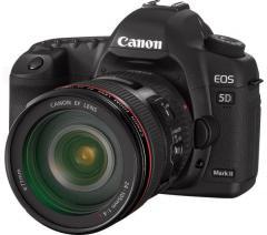 Canon EOS 5D Mark II + Kit (EF 24-105) Camera