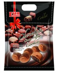 Chocolate Cream Fillings Cookies