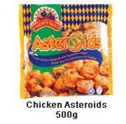 Chicken Asteroids