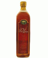 Organic ZI Enzymes