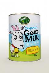 Organic Goat Milk Powder