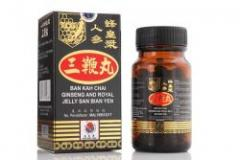Ban Kah Chai Ginseng and Royal Jelly San Bian Yen