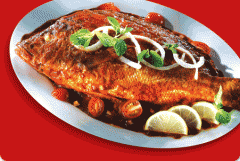 Instant Portuguese Style Steamed Fish Sauce