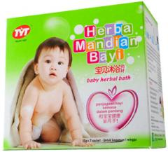 Baby Herbal Bath