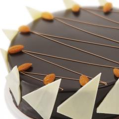 Black Beauty 1kg Cake