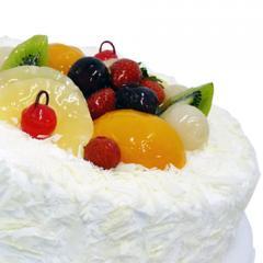 Fruit Garden 1kg Cake