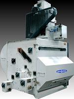 Auto-huller c/w husk separator