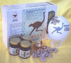 Essence of Ostrich with Ginseng and Cordyceps