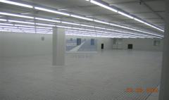 ISO 5 Cleanroom with Raised Floor
