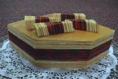 Gambir Sarawak Cake