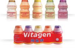 VITAGEN cultured milk drink