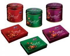 TANGO TIN Chocolate